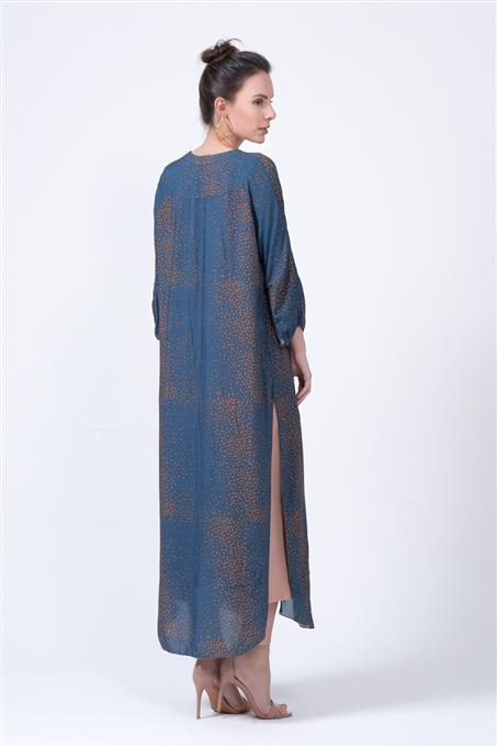 LONG SHIRT DRESS BOREAL Costas